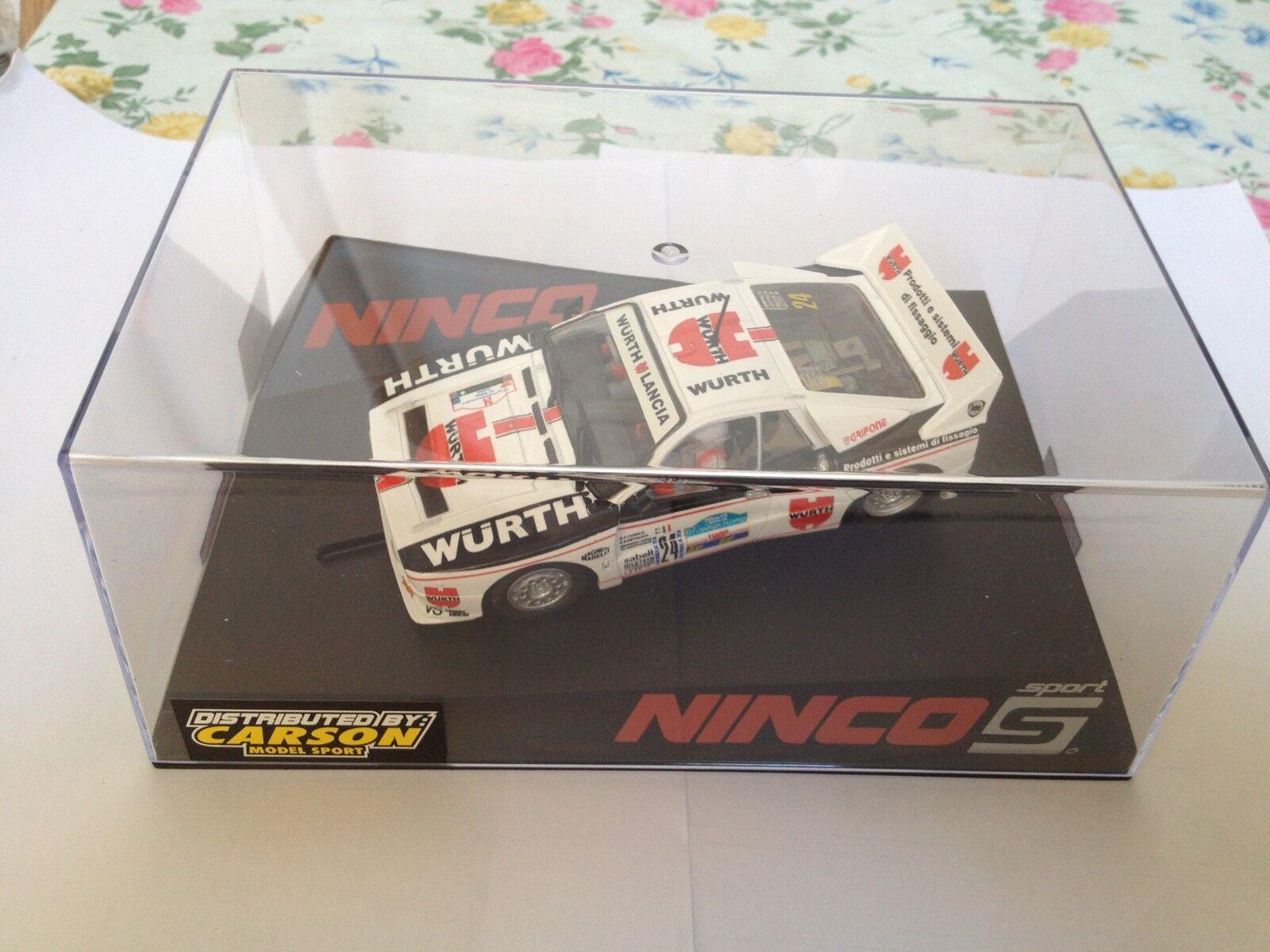 NINCO LANCIA 037 Rallye WURTH Nr24