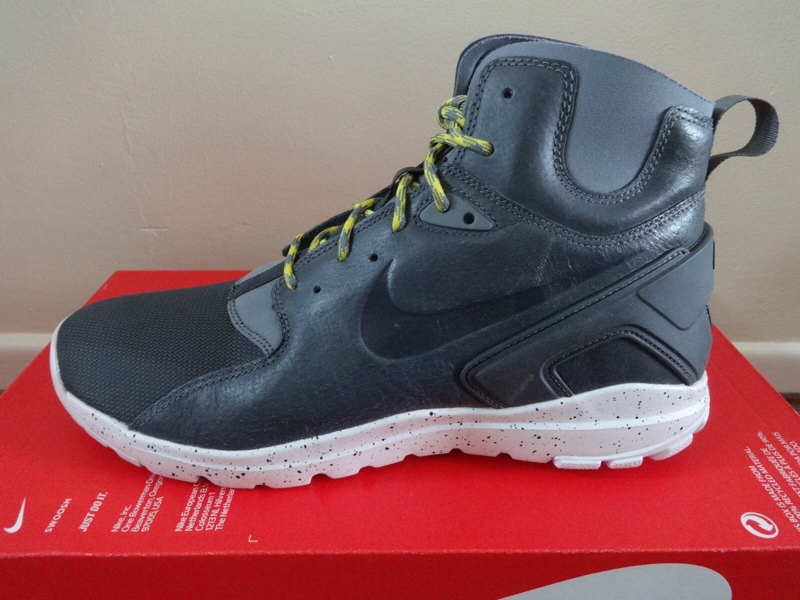 Nike Koth sneakers Ultra Mid Hombre trainers sneakers Koth Zapatos 749484 010 NEW+BOX b60e94