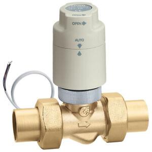 caleffi zone valve wiring diagram caleffi 2 way thermo electric zone valve  3 4  sweat twistop  thermo electric zone valve