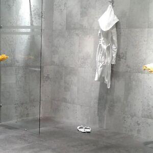 Bodenfliesen Zement Optik Dakar Wand Bad Kuche Badezimmer Ebay