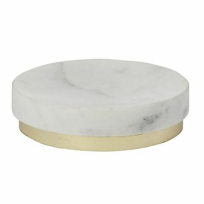 Amalfi - Balmain Marble Soap Holder 10cm