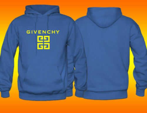 New Hoodie for mens and womens Givenchi logo classic hoodie