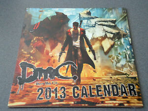 Devil-May-Cry-2013-Calendar-NEW