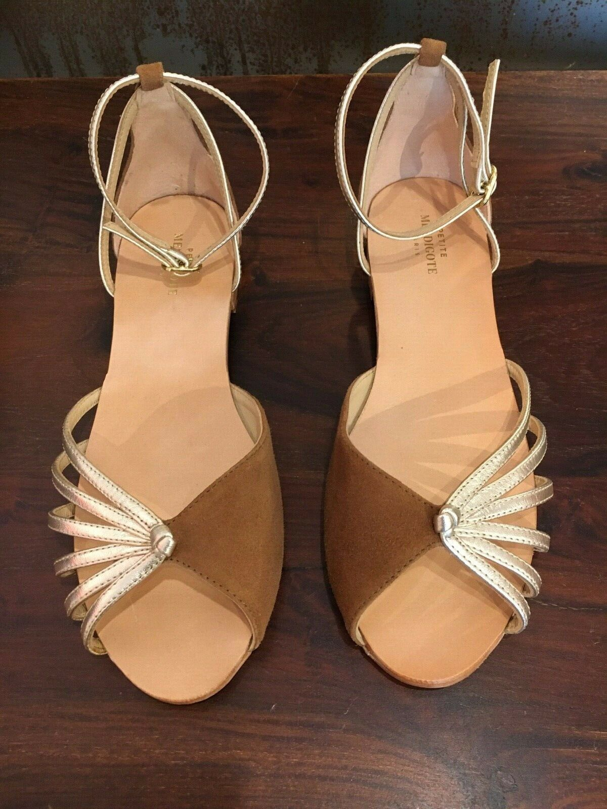 Sandals  hopkins  petite mendigote-size 36