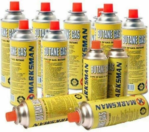 Butane Gas Bottles Canisters For Portable Stoves Cookers Grill Heaters Weed Wand