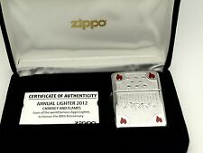 Zippo Lighter Limited Edition Armor  - Chimney and Flames BEAUTIFUL Collectible