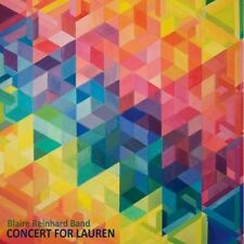 Blaire Reinhard Band - Concert for Lauren [New CD]