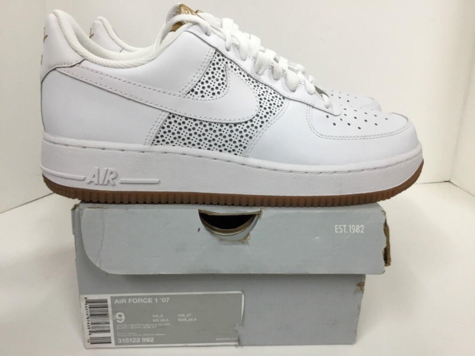 Nike Mens Air Air Air Force 1 '07 StyleSize 9 2224c1