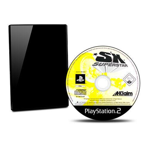 Playstation 2 - PS2 Spiel SX SUPERSTAR ohne OVP ohne Anleitung #B