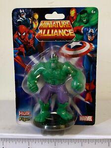 Minature Alliance Marvel Red Hulk Figure