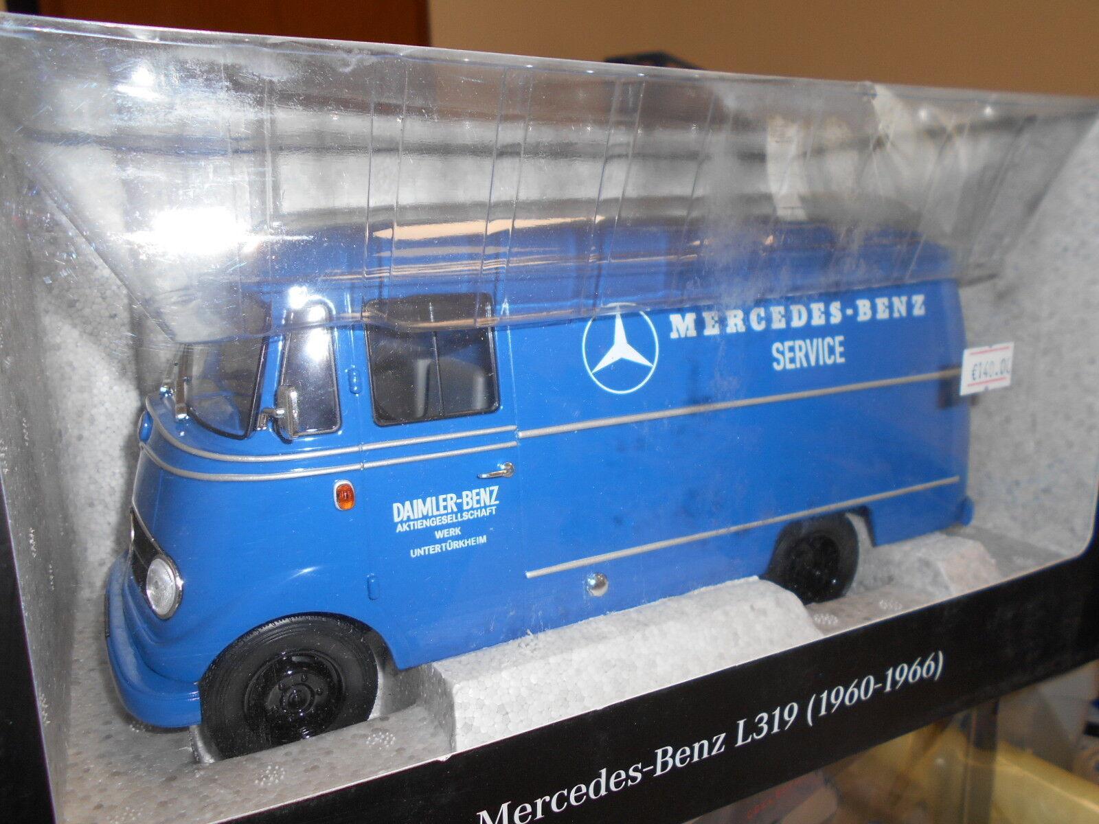 Nvb66040630 von norev mercedes-benz l 18