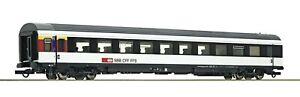 Roco-HO-74394-1st-class-passenger-coach-EW-IV-SBB