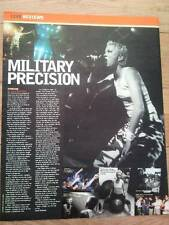 GARBAGE Barcelona concert review 2002  UK Press ADVERT 13x10 inches