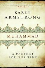 Muhammad : A Prophet for Our Time by Karen Armstrong (2007, Paperback)
