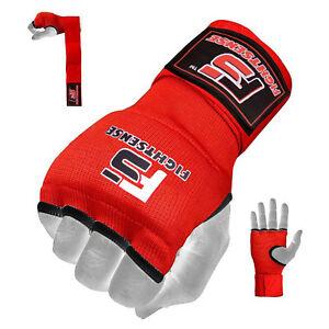 EVO Neoprene Boxing GEL Inner Gloves Hand Wraps MMA Grappling Sparring Training