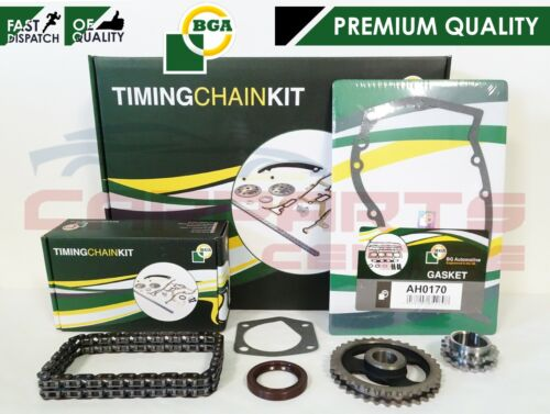 FOR SKODA FELICIA FAVORIT ESTELLE 1.3 94-01 BGA PREMIUM QUALITY TIMING CHAIN KIT
