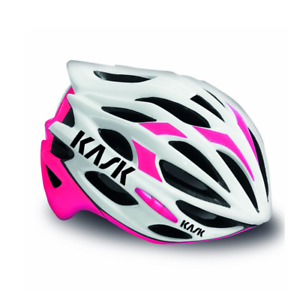 Kask Mojito Cyclisme Casque Rose fuchsia//blanc Large 59-62 cm Route Vélo Bike