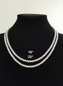 f507344f4d5f9 Iced Out Pharaoh Necklace One Row CZ Choker 18