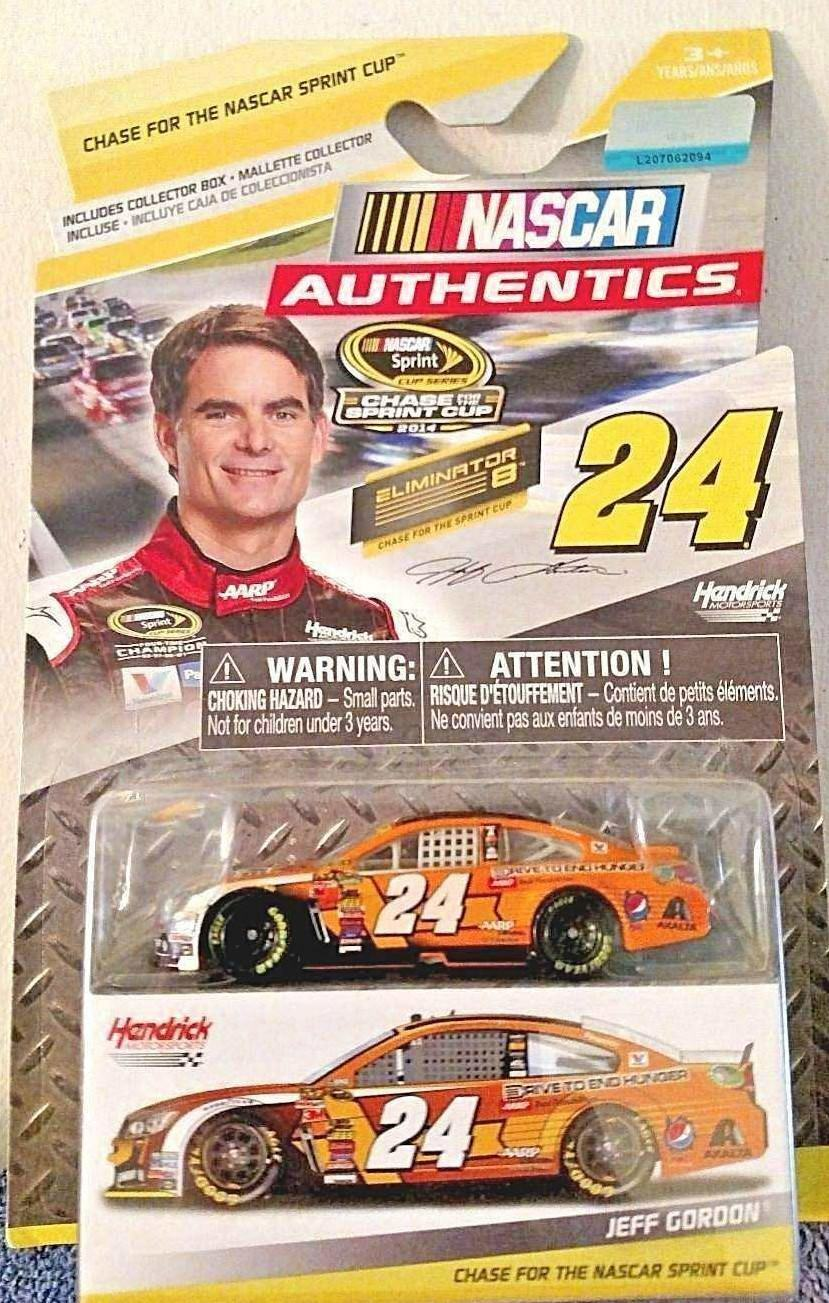 NASCAR AUTHENTICS 2015 1 64 JEFF GORDON DRIVE TO END HUNGER CHASE 4 THE CUP1