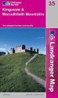 Kingussie and Monadhliath Mountains by Ordnance Survey (Sheet map, folded, 2002)