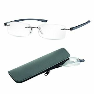 eschenbach 2 50 d ready reading glasses anthracite frame