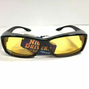 Foster Grant Night Drivers Sunglasses Sunday Drive NEW!