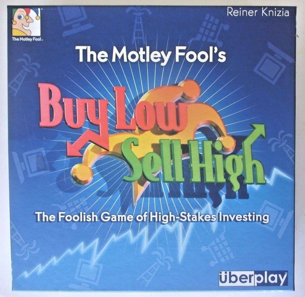 Buy Low Sell High High High The Motley Fool Game of High Stakes Investing Uberplay Fools 3790bb