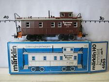 Märklin HO 4563 Güterzugbegleitwagen Southern Pacific 1145 (AA/101-3S3/3)
