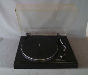 Rare Platine Disques Vinyles Vintage Occasion Aimor Rp 1000 Made In