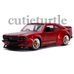 Jada JDM Tuners 1974 Mazda RX-3 1:32 Diecast Model Toy Car 30959-DP1