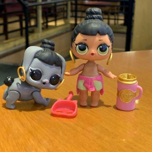 2Pcs LOL Surprise dolls /& pets Honey Bun and Bunny Hun animals big sister toy