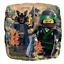 LEGO-NINJAGO-Birthday-Party-Range-Tableware-Balloons-amp-Decorations-Amscan miniatura 13