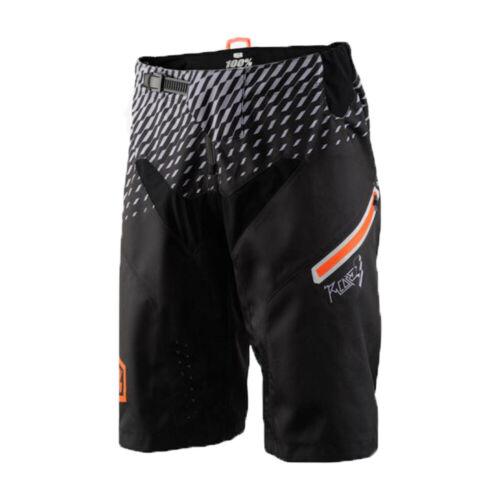100/% R-Core SUPRA DH Short Black//Grey 30