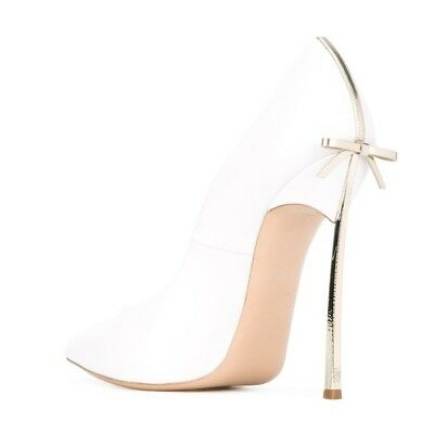 Womens White Stilettos High Heels