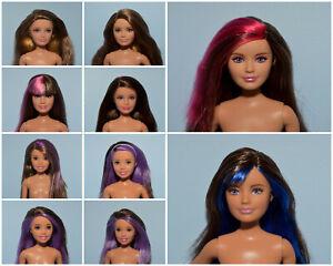 Assorted Lot of Chelsea Girl /& Boy Dolls Genuine BARBIE You Choose