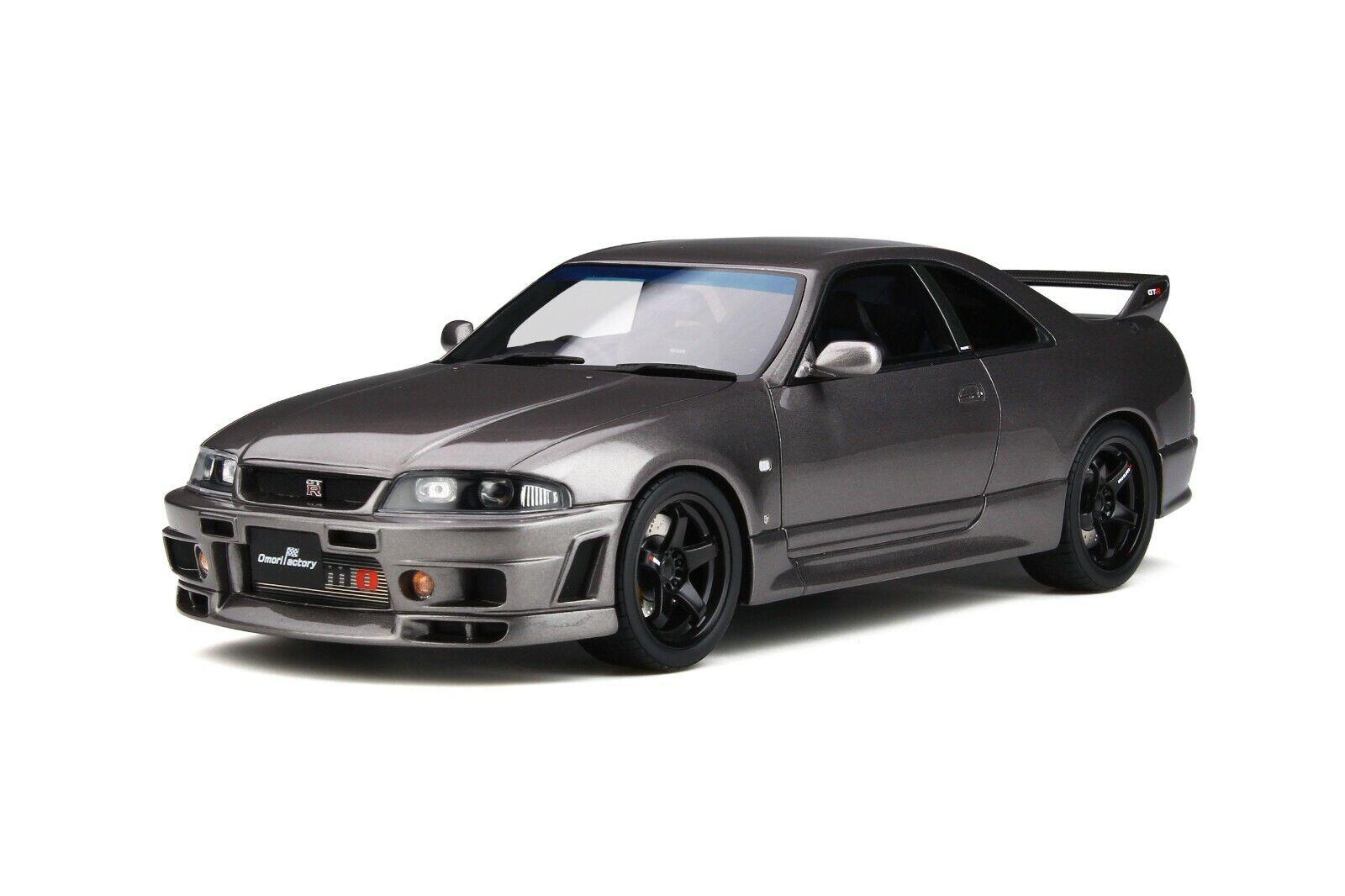Nissan Skyline GT-R  Grand Touring Coche  Omori Factory  nuevo  Otto ot758 1 18