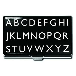 Acme studios standard business card case holder rod dyer alphabet image is loading acme studios standard business card case holder rod colourmoves