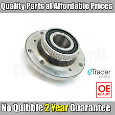 BMW 316 318 320 325 Touring E46 98-2005 Front Hub Wheel Bearing Kit & ABS Ring