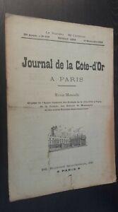 Giornale Della Lato Oro Parigi Rivista Mensile N° 449 Novembre 1929 ABE