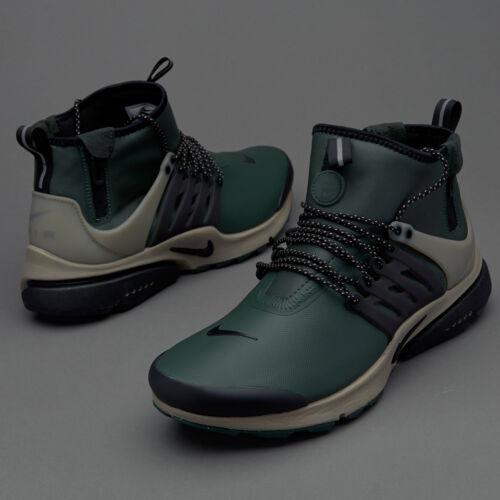 95 Nsw 300 90 13 Negro Utility 859524 Tama o 1 Presto Max Verde Mid Nike Air qWHZnBBR