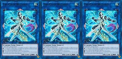 Mixed Sets NM Common Gateway of the Six x3 YuGiOh