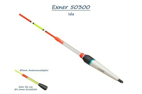 Knicklichtpose mit Multicolor-Antenne Gewichte Exner Pose Ida 50300 vers