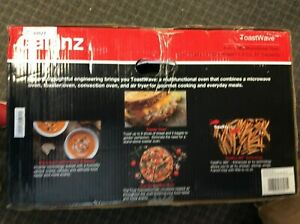 Galanz 1 2 Cu Ft 4 In 1 Convection Oven Air Fry