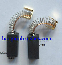 Spazzole Carbonio per motori elettrici Fadal MAGNETEK glentek 10253785 impasse E99
