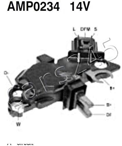 Voltage Regulator 14V for Cummins F250 F350 F4000 MWM BOSCH F00M145214