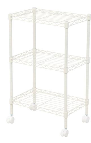 "Wildon Home ® Duvig 28/"" H Three Shelf Shelving Unit"