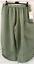 Plus-Size-Italian-Lagenlook-1-Pocket-Cropped-3-4-Baggy-Linen-Crop-Pants-Trousers thumbnail 9