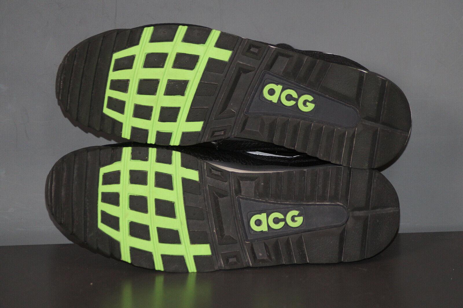 Nike Acg Air Wildwood Gr.42, 5 UK.8 Black White 322620 012 Release 2007