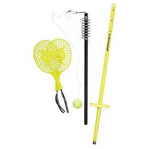 Image Is Loading DUNLOP BACKYARD TENNIS ADJUSTABLE TRAINER TOTEM TENNIS  BALL
