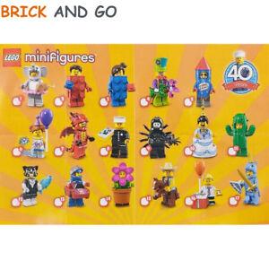 LEGO-Minifig-Figurine-Minifigure-71021-Serie-18-Series-18-Au-Choix-NEUF-NEW